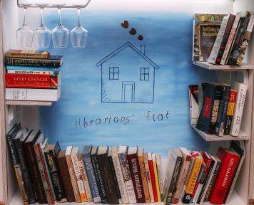 Librarians' Flat tesisinden Fotoğraflar