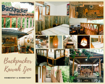Photos de Backpacker Kawah Ijen Homestay & Dormitory