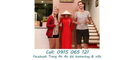 Zdjęcia nagrodzone Trang An Ao Dai Homestay