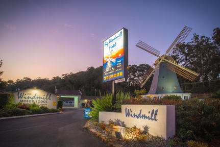 Foto di The Big Windmill Corporate & Family Motel