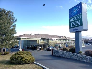 Airport Inn tesisinden Fotoğraflar