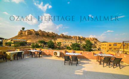 Hotel Ozaki Jaisalmer tesisinden Fotoğraflar