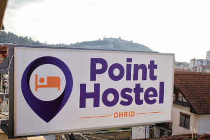 Foton av Point Hostel Ohrid