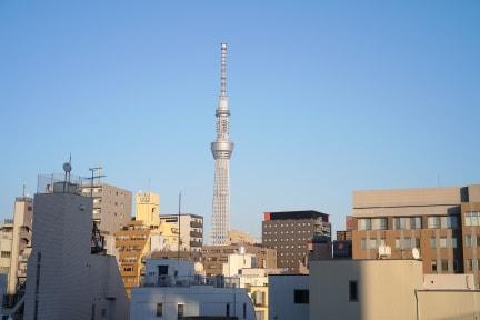Fotos von TOKYO-W-INN Asakusa