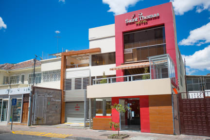 Fotky Hotel Saint Thomas