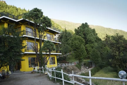 Foto's van The Hosteller McLeodganj