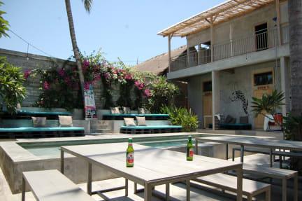 Foto di Slumber Party Hostel Lombok