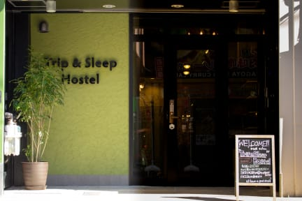 Foto di Trip & Sleep Hostel