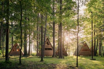 Foto's van NaturAvantura - Forest camping Mozirje