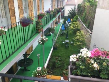 Hotel Nice Flore tesisinden Fotoğraflar
