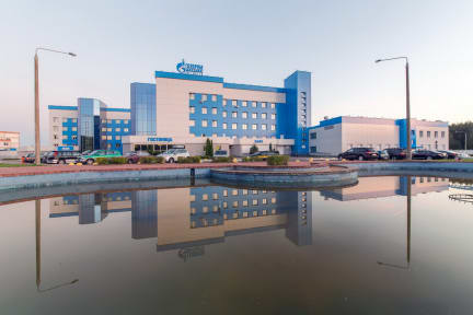 Billeder af Gazprom Hotel Minsk