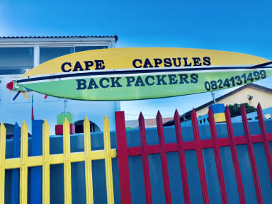 Foto's van Cape Capsules Backpackers Muizenberg