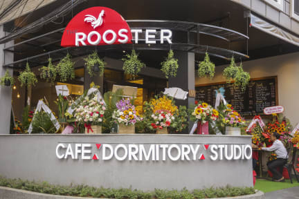 Foto di The Rooster Cafe, Dormitory & Studio