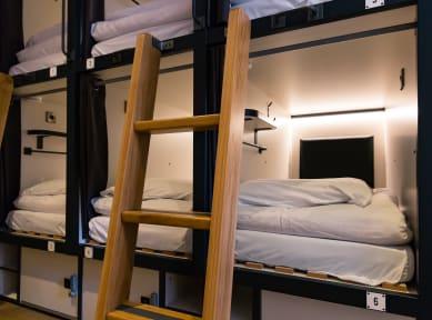Photos of CoDE Pod Hostels - THE CoURT