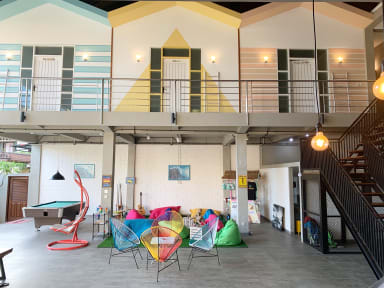 Fotos von Beach Hut Hostel