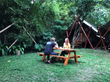 Photos de Bambu Glamping Ecolodge