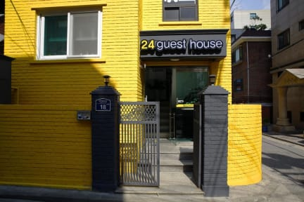 Photos de 24 Guesthouse-Kyung Hee University