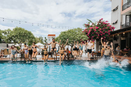 Cococha Hostel & Pool Club照片