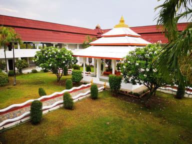 Foto di Amaravati Wellness Resort