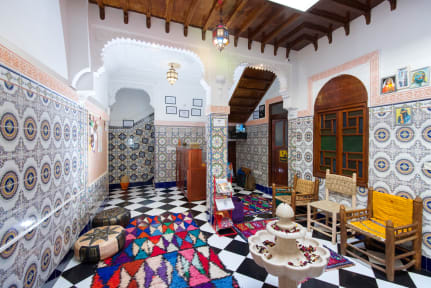 Mosaic Hostel Marrakechの写真