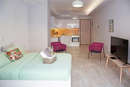 Omnia Pagrati Apartments tesisinden Fotoğraflar