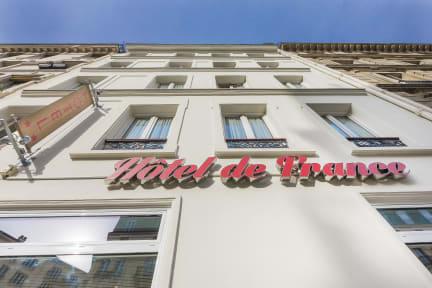 Billeder af Hotel De France