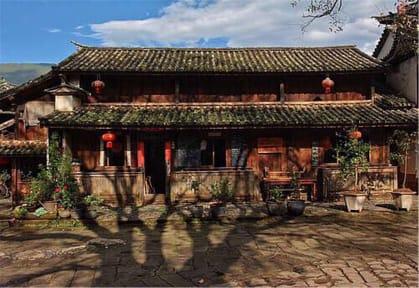 Foto's van Shaxi Tang Kou Hostel