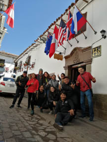 Foton av Hostal Cusco Internacional