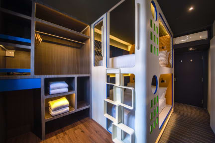 Фотографии Cube - Family Boutique Capsule Hotel @ Chinatown