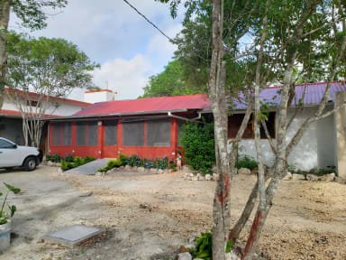 Hostal Casa Mazzoco Becan Calakmul tesisinden Fotoğraflar