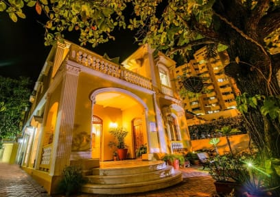 Hotel Boutique Castillo Ines Maria照片