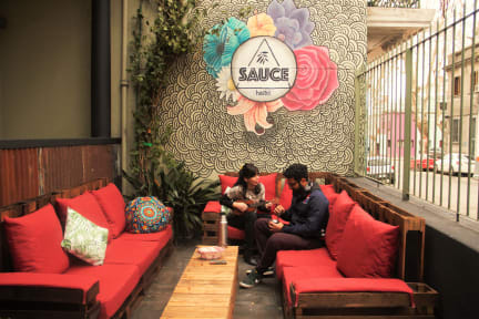 Photos of Sauce Hostel