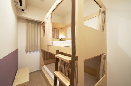 Fotky The Pocket Hotel Kyoto Shijo Karasuma