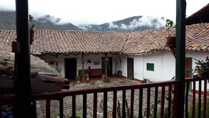 Foton av Hotel Casa del Montanista