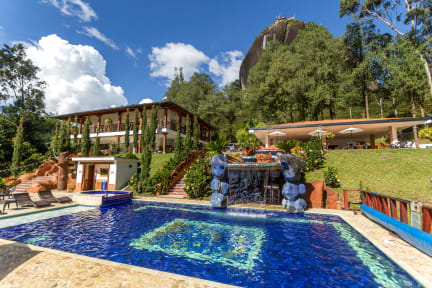 Photos of Hotel Mansion Guatape