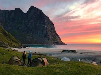 Zdjęcia nagrodzone Arctic Coworking Lodge