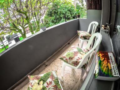 Laureles Medellin Hostel tesisinden Fotoğraflar