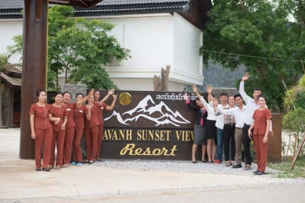 Savanh Sunset View Resortの写真