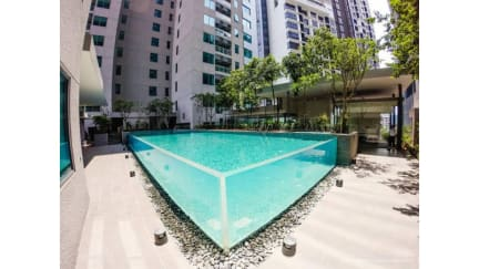 Foton av Summer Stay Hostel With Swimming Pool and Gym