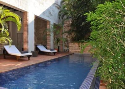 Hotel El Candil De Los Santos照片