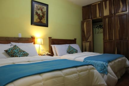 Zdjęcia nagrodzone Hotel Villa Antigua