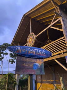 Foto di Hostal - Camping Sin Fronteras