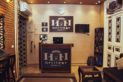 Zdjęcia nagrodzone Heritage hostel Cairo