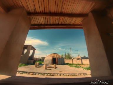 Fotos von Turkmen Yurt