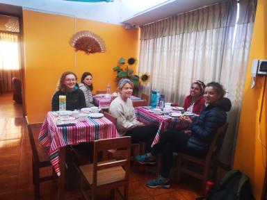 Fotky Santa Maria Inn Puno