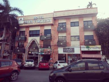 Hostel Maya Turquesa tesisinden Fotoğraflar
