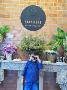 Stay Here Hostelの写真