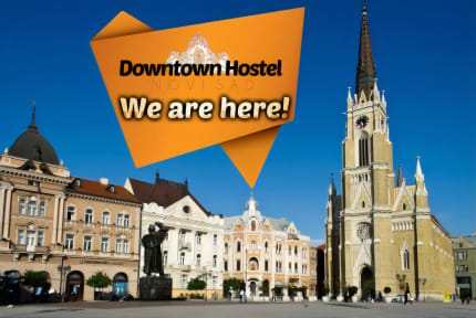 Downtown Hostel Novi Sad의 사진