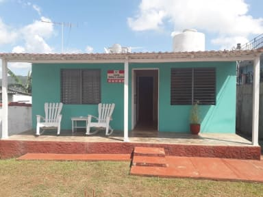 Viñales Center Whole Apartment Reina Y Karina照片
