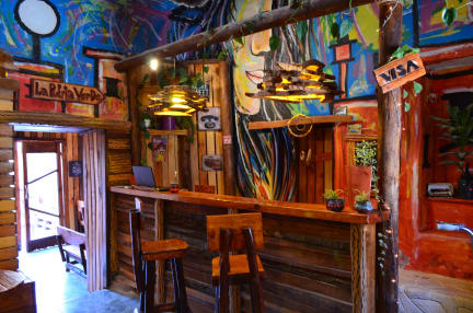 Foton av La Puerta Verde HostelBar
